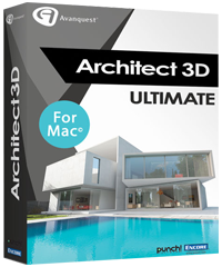Architect 3D 2017 Mac Ultimate (V19)