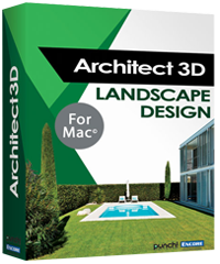Architect 3D 2017 Mac Landscape Design (V19)
