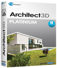 Architect 3D Platinum 2016 (v18)