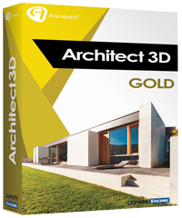 Architect 3D Gold 2017 (v19)