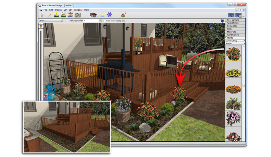 Architect 3D - Demo Screenshots on Windows PC & Mac OSX ...