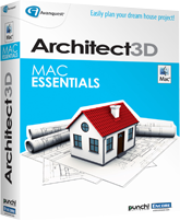 Architect 3D 2015 Mac Essentials (v17.5)