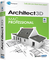 Architect 3D 2015 Mac Pro (v17.5)